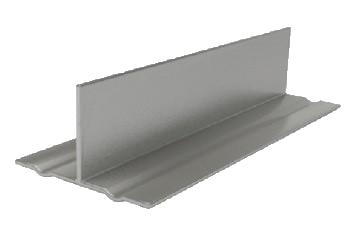 Т профиль, Т образный профиль металлический оцинкованный для вентилируемых фасадов
