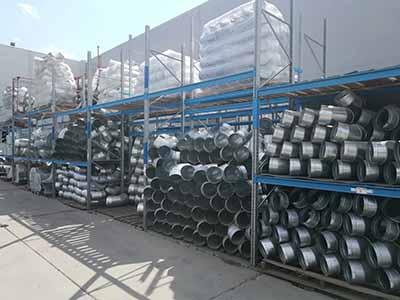 купить воздуховоды стальные круглые, квадратные