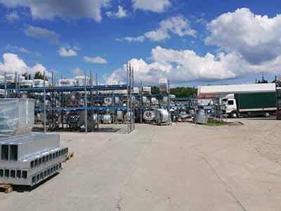 собственное производство промышленного вентиляционного оборудования