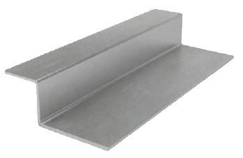z профиль, профиль z образный для вентилируемого фасада, z профиль оцинкованный металлический НВФ