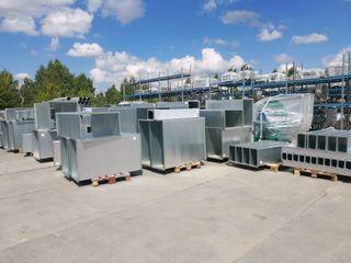 Промышленная вентиляция большой ассортимент в наличии, быстрое производство