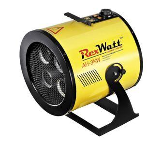 Электрические тепловые пушки REXWATT Для потолков REXWATT PNP 3+3