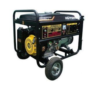 Генераторы бензиновые HUTER DY9500LX