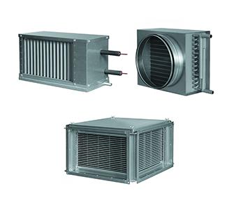 Нагреватели, охладители и рекуператоры Нагреватели